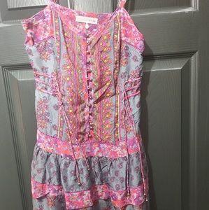 Rebecca Taylor boho floral dress